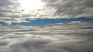 Flying Between The Clouds - Video