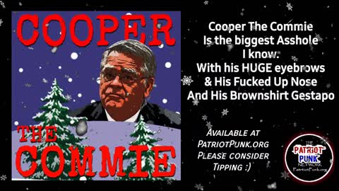 Cooper The Commie - Explicit Version