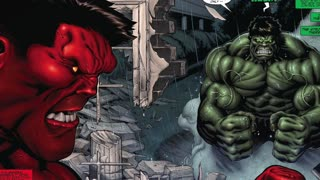 The 5 Greatest Hulk Fights EVER! - Video