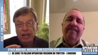 Paul Rosenberg: Dissecting Election 2020 Cyber Warfare Components