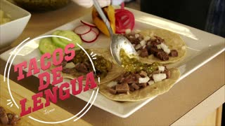 Tacos de Lengua pressure cooker recipe - Video