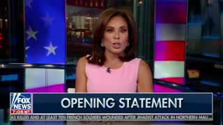 Judge Jeanine Pirro: 'James Comey, you are a pompous political operative' - Video