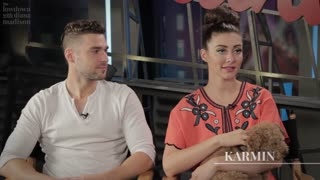 "Karmin Talks How An Astrologer Influenced Their Music & Tease New Song ""Along The Road"" - Video"