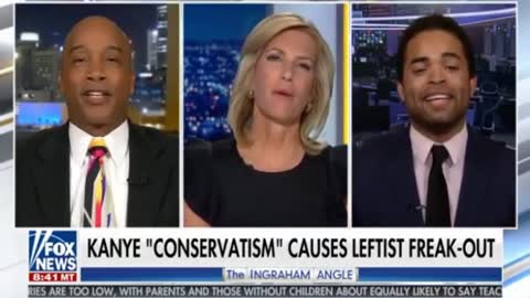 Kevin Jackson on the Ingraham Angle 4-23-18