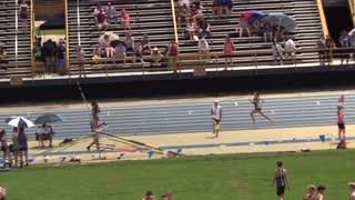 20180520 NCHSAA 3A State Track & Field Championship - Girls 4x800 meters