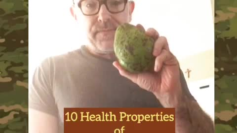 10 Health Properties of Avocado