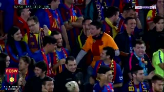 Lionel Messi AMAZING Disallowed Goal
