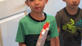 Nerf gun tooth extraction