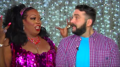 AB Soto & Day Drunk Gays on Hey Qween! PROMO