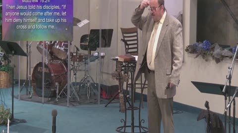 NFBC Sunday - Finding your Joy; The Joy of Victory! (Phil 3:7-14)