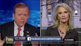 Lou Dobbs Warns That Trump Base Can Turn On Him: 'What He Promised Was a Wall' - Video