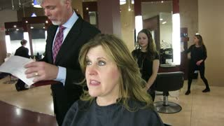 MAKEOVER! I've Worn the Same Hairstyle All my Life! By Christopher Hopkins,The Makeover Guy® - Video