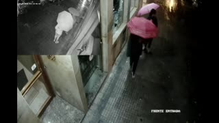 Barber Shop Robbery - PART 2  - Video
