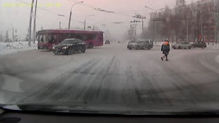 Russian Street Corner Slide Out - Video