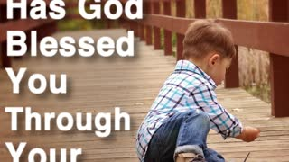 I Thank God For You - Video
