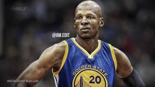 Ray Allen Possibly Signing With Golden State Warriors or Cleveland Cavaliers - Video