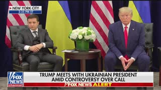 Trump/Ukraine president press conference part 3