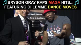 Bryson Gray Raps MAGA Hits...Featuring Di Lemme Dance Moves