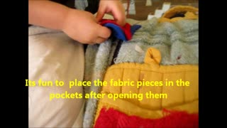 Fun Activities that Develop Buttoning Skills  - Video