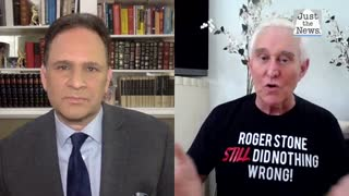 Roger Stone talks with David Brody (excerpt)