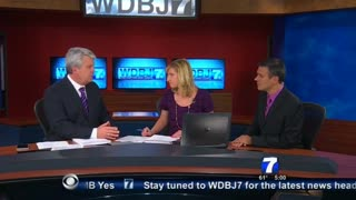 WDBJ7 early show back on air after journalists' killing - Video