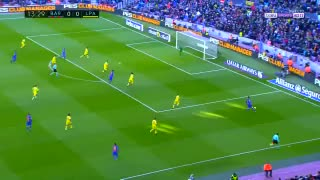 Gol de Suarez vs Las Palmas - Video