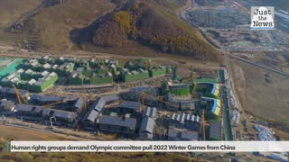 Human rights groups demand Olympic committee pull 2022 Winter Games from China
