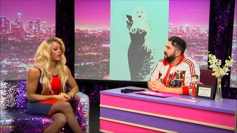 Tyra Sanchez Look At Huh SUPERSIZED Part 2 on Hey Qween! With Jonny McGovern
