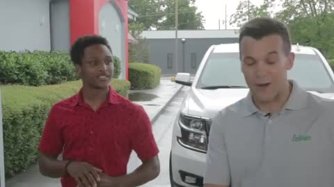 Bellhops Moving CEO gives dedicated employee new car