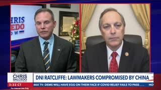 Congressman Biggs joins Newsmax TV to discuss the NDAA and China targeting U.S. lawmakers