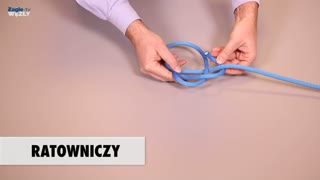 Rescue knot - how to tie - Video