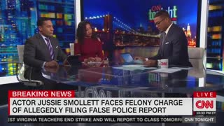 Don Lemon and guests fret over Jussie Smollett case