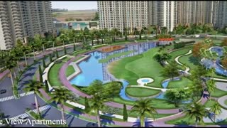 Gaur Yamuna City Location Yamuna expressway - Video