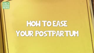 How To Cure Your Postpartum Blues - Mom of 16 - Video