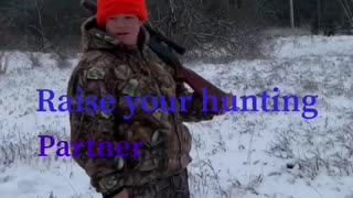 Raise your hunting partner
