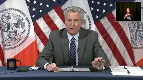 """Bill De Blasio Goes FULL COMMUNIST: """"Our Mission Is To Redistribute Wealth"""""""