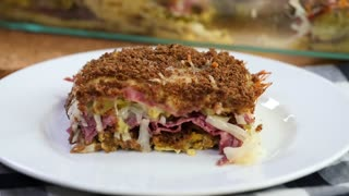 How to make a reuben casserole - Video
