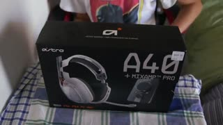 Astro A40 Mixamp Pro Edition (Gen 2) UNBOXING! - Video