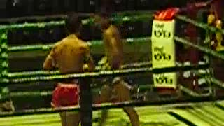 Thai Kick Boxing 1