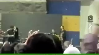 Iran hardliners close concerts in challenge to president - Video