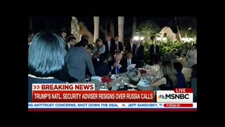 Carl Higbie and Louise Mensch Lock Horns On MSNBC - Video