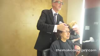 "Makeover: Five Strong Sisters, by Christopher Hopkins ""The Makeover Guy® "" - Video"