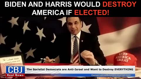Biden and Harris Would Absolutely DESTROY America if elected!