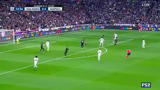 VIDEO: Casemiro has just scored a 35 yards volley.