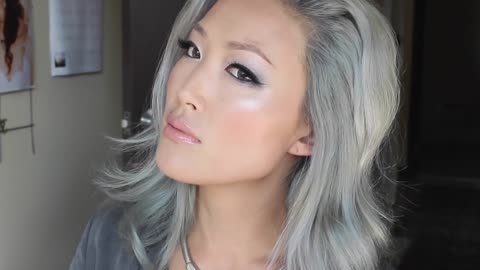 FIFTY SHADES OF GREY INSPIRED MAKEUP