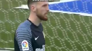GOOOOAL Rafinha vs Atletico Madrid 0-1 - Video