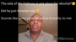 Police stop! NEVER ADMIT TO GUILT! NOT EVER!  - Video