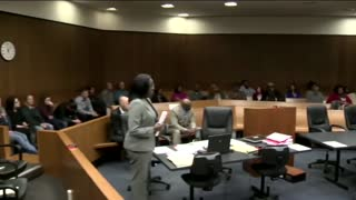 Woman Laughs As Judge Hands Down Sentence, Judge Wipes The Smile Off Her Face - Video