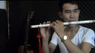 Faded hit cover version of the guy who flute Vietnam - Video
