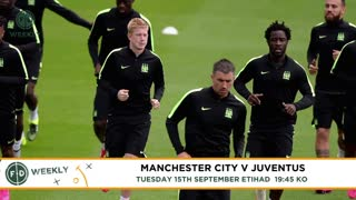 PSV V MANCHESTER UTD, MANCHESTER CITY V JUVENTUS | #FDW UCL PREVIEW - Video